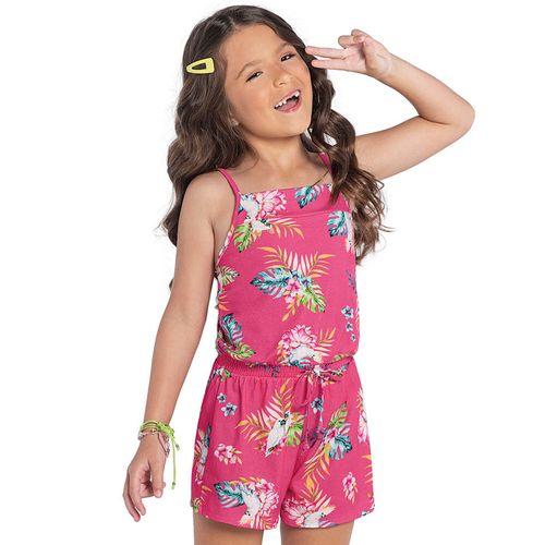 Macaquinho-Rovitex-Kids-Feminino-Rosa