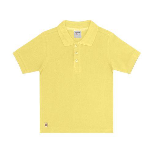 Camisa-Polo-Masculino-Rovitex-Kids-Amarelo