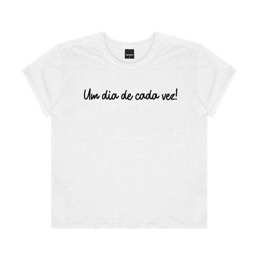 T-shirt-com-Estampa-Feminina-Rovitex-Branco