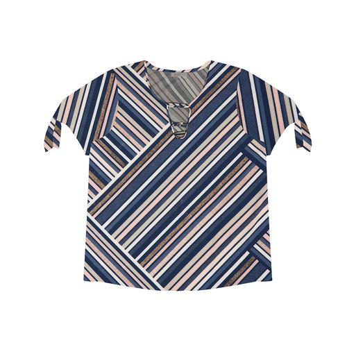 Blusa-Estampada-Feminina-Secret-Glam-Azul