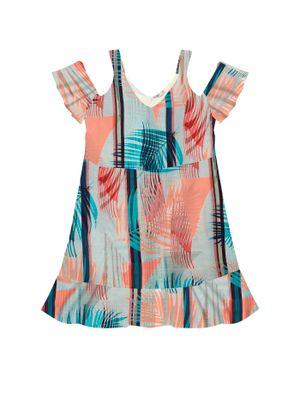 Vestido-Feminino-Estampado-Secret-Glam-Azul