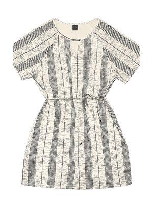 Vestido-Estampado-Feminino-Rovitex-Plus-Bege