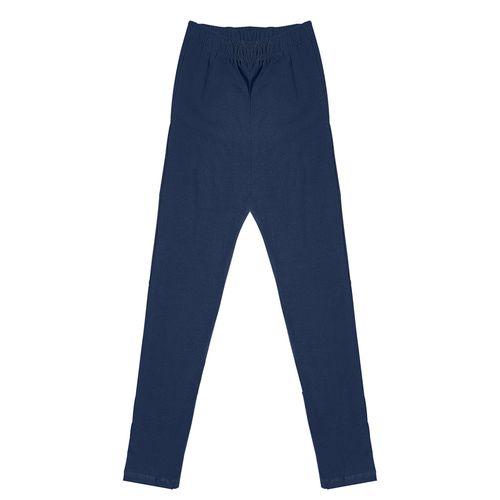 Legging-Feminina-Basica-Cotton-Pesado-Rovitex-Plus-Azul
