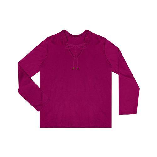 Blusa-Feminina-Detalhe-Decote-Rovitex-Plus-Rosa