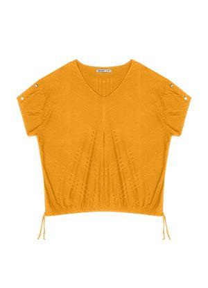 Blusa-Canelada-Feminina-Secret-Glam-Amarelo