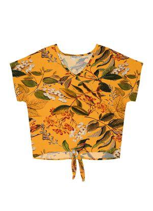 Blusa-Estampada-Feminina-Secret-Glam-Amarelo