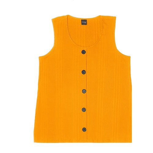Regata-Canelada-Feminina-Rovitex-Plus-Amarelo