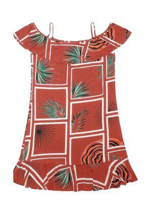 Vestido-Estampado-Feminino-Rovitex-Plus-Vermelho