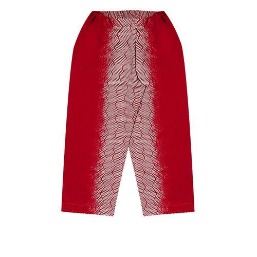 Calca-Feminina-Pantacourt-Secret-Glam-Vermelho