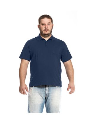 Camisa-Polo-Masculina-Rovitex-Plus-Azul