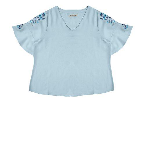 Blusa-Feminina-com-Bordado-Secret-Glam-Azul