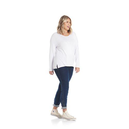 Blusa-Feminina-Basica-Viscose-Rovitex-Plus-Branco
