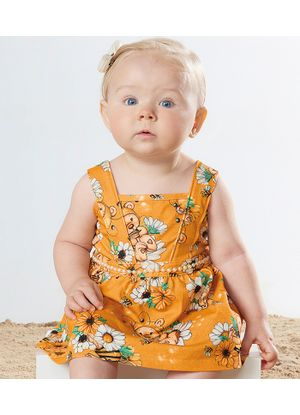 Vestido-Body-TrickNick-Feminino-Amarelo