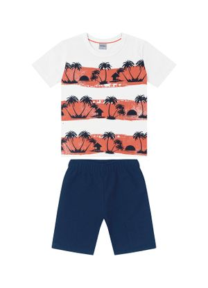 Conjunto-Camiseta-Com-Bermuda-Branco