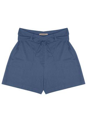 Shorts-Alfaiataria-Feminino-Endless-Azul
