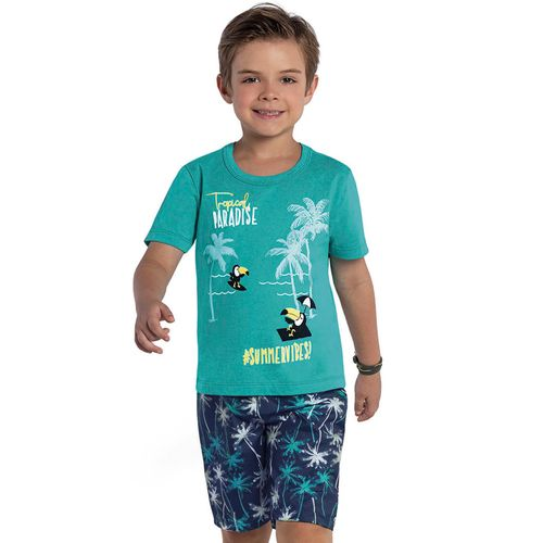 Conjunto-Camiseta-Com-Bermuda-Verde