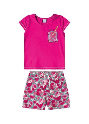 Conjunto-Blusa-com-Shorts-Rovitex-Kids-Feminino-Rosa
