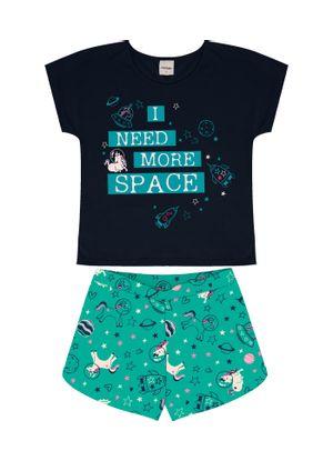 Conjunto-Blusa-Com-Shorts-Azul