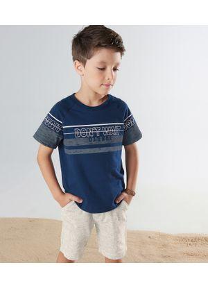 Conjunto-Camiseta-com-Bermuda-TrickNick-Masculino-Azul