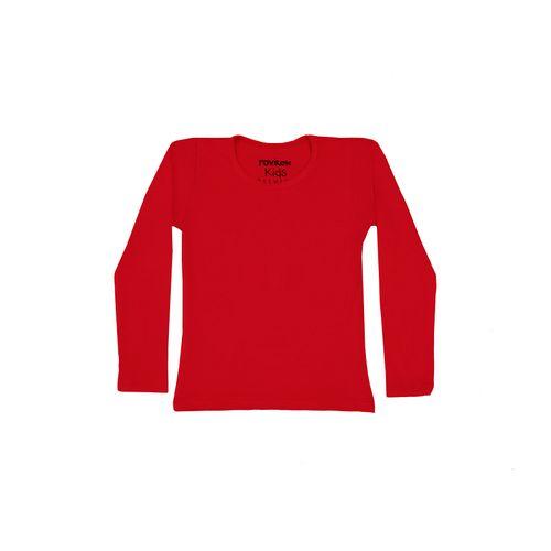 Blusa-Infantil-Basica-Viscose-Rovitex-Vermelho