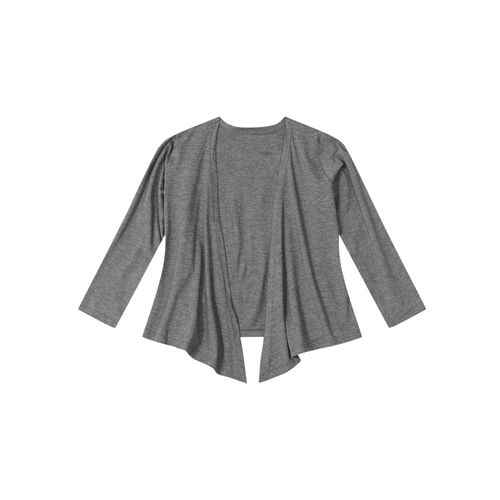 Cardigan-Infantil-Basico-Viscose-Rovitex-Kids-Cinza