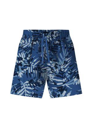 Bermuda-Rovitex-Kids-Masculino-Azul