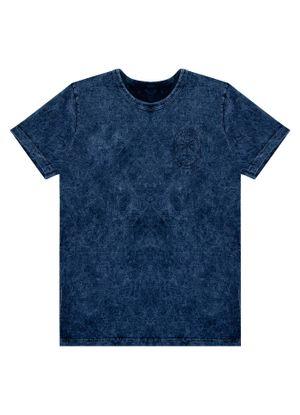 Camiseta-Juvenil-Masculina-Rovitex-Teen-Azul