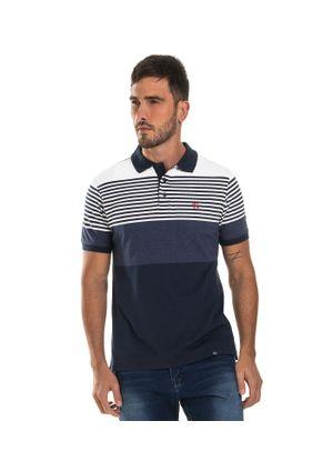 Camisa-Polo-Masculina-Rovitex-Azul