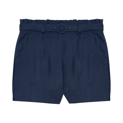 Short-Feminino-Alfaiataria-Secret-Glam-Azul