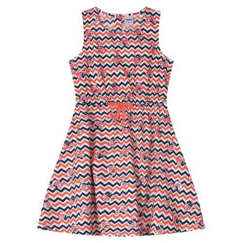 Vestido-Infantil-Estampado-Rovitex-Kids-Azul