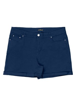 Short-Canvas-Feminino-Rovitex-Azul