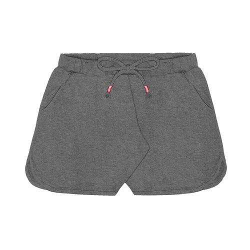 Shorts-Feminino-Moletinho-Rovitex-Teen-Cinza