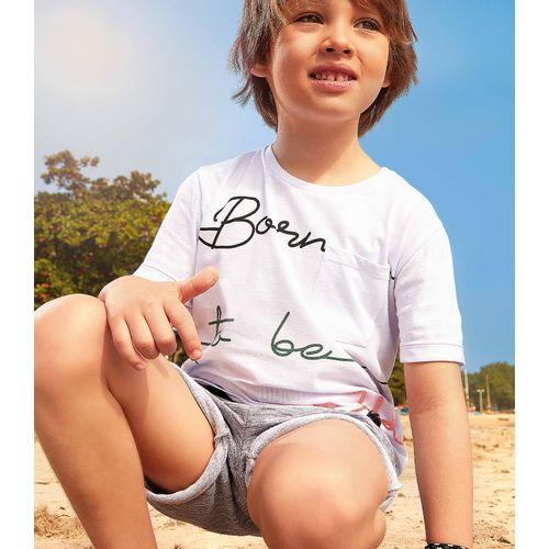 Conjunto-Infantil-Camiseta-com-Shorts-Trick-Nick-Branco