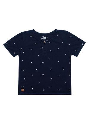 Camiseta-Infantil-Masculino-Trick-Nick-Azul