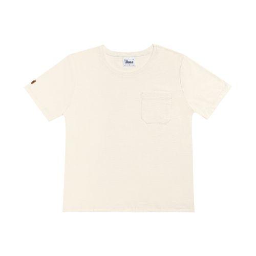 Camiseta-Infantil-Masculino-Trick-Nick-Bege