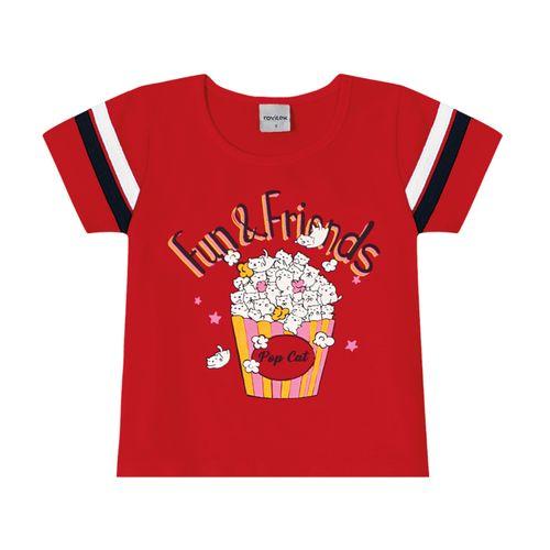Blusa-Infantil-Pipoca-Rovitex-Kids-Vermelho