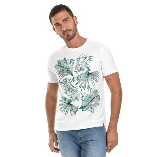 Camiseta-Masculina-Adulto-Rovitex-Branco