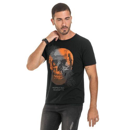 Camiseta-Masculina-Adulto-Rovitex-Preto