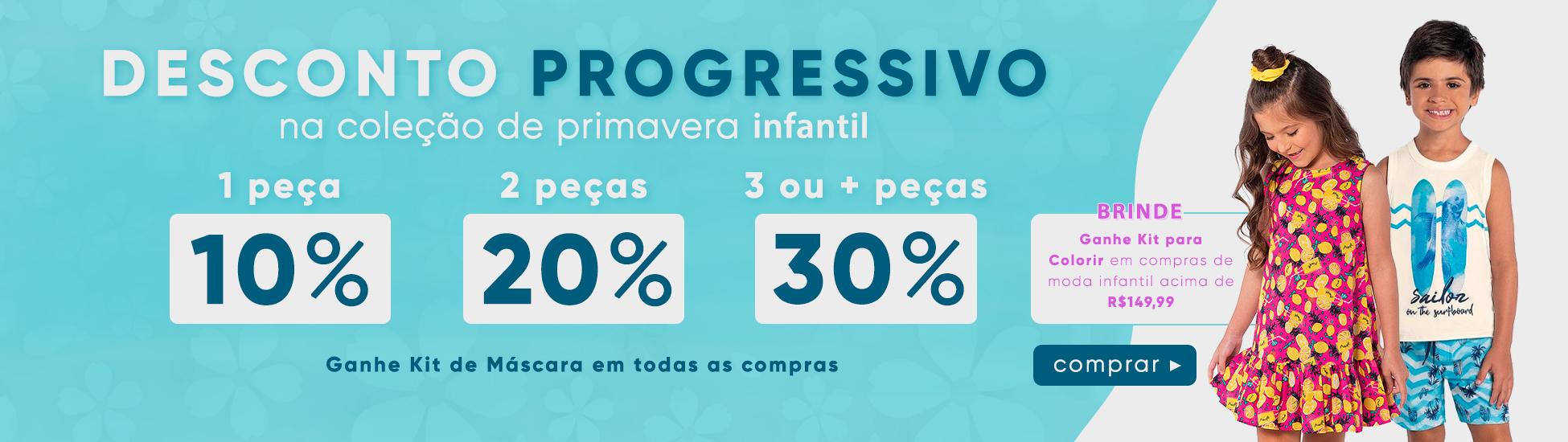 Infantil Progressivo