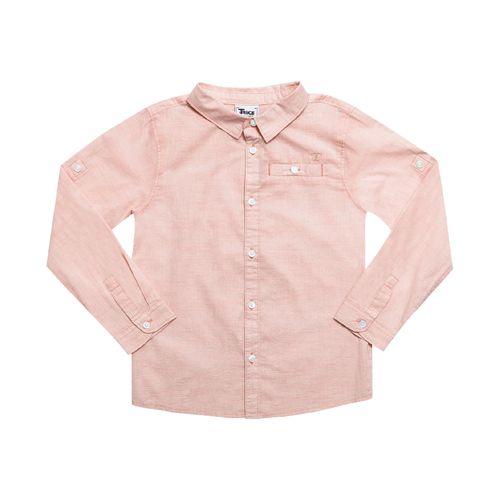 Camisa-Infantil-Masculina-Manga-Longa-Trick-NIck-Rosa
