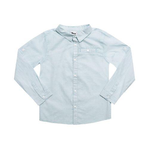 Camisa-Infantil-Masculina-Manga-Longa-Trick-NIck-Azul