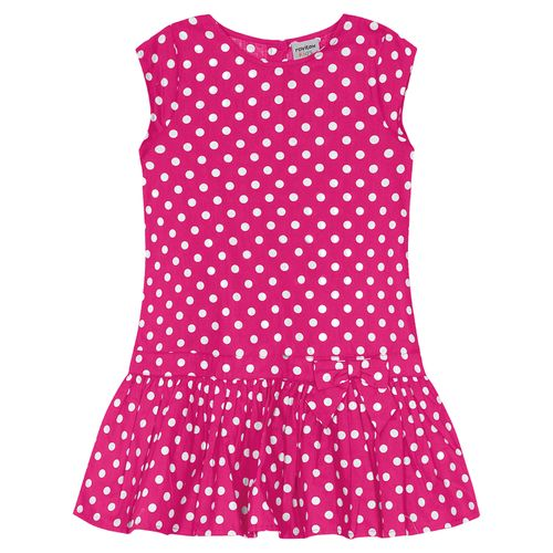 Vestido-Feminino-Rovitex-Kids-Rosa