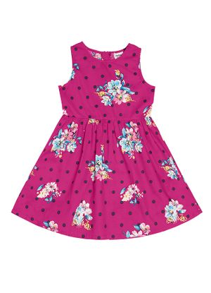 Vestido-Tricoline-Feminino-Rovitex-Kids-Rosa