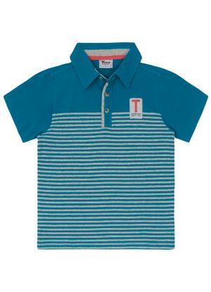 Camisa-Polo-Masculina-Trick-Nick-Azul