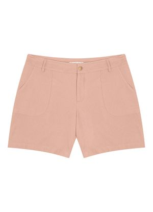 Short-Crepe-Feminino-Secret-Glam-Rosa