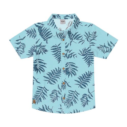 Camisa-Infantil-Rovitex-Kids-Azul