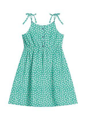 Vestido-Infantil-Rovitex-Kids-Verde