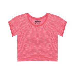Blusa-Infantil-Basica-Rovitex-Kids-Rosa