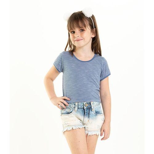 Blusa-Infantil-Basica-Rovitex-Kids-Azul