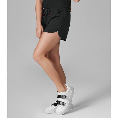 Shorts-Feminino-Moletinho-Rovitex-Teen-Preto